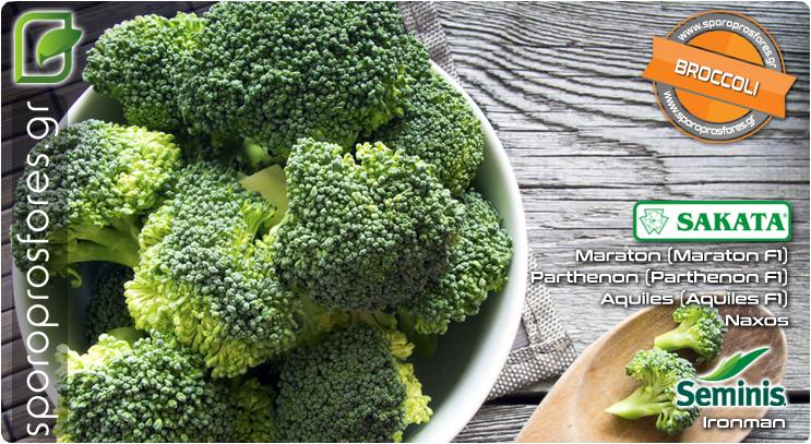 Broccoli Promo