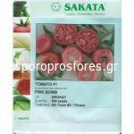 Tomatoes Pink Bomb F1