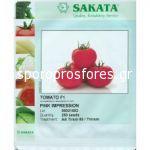 Tomatoes Pink Impression F1